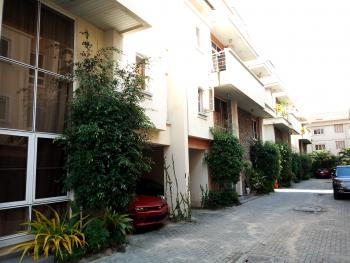 Fully Service 4 Bedroom Terrace Duplex, Oniru, Victoria Island (vi), Lagos, Terraced Duplex for Rent