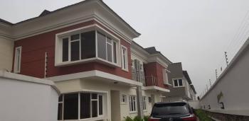 Brand New 4 Bedroom Twin Duplex with 1 Room Bq, Osborne, Ikoyi, Lagos, Semi-detached Duplex for Rent