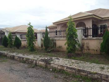 3 Bedroom Fully Detached Bungalow with 2 Room Bq, Lousinana Estate, Behind Sunnyville, Lokogoma District, Abuja, Detached Bungalow for Sale