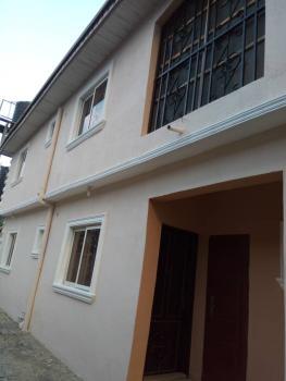 Block of 4flats of 2bedroom All Ensuit Inside  Sunview Estate Opposite Crown Estate Bashorun Bus Stop,  Sangotedo Ajah. 80m.  Titl, Sunview Estate, Sangotedo, Ajah, Lagos, Block of Flats for Sale