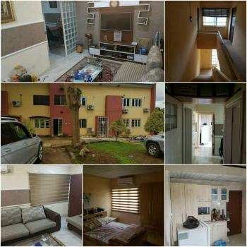 3 Bedroom Terrace Duplex, Behind Old Cbn, Close to Garki Market, Area 2, Garki, Abuja, Terraced Duplex for Sale