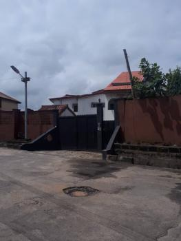 an Architecturally Designed Start-of-the-art and Solid Massive 7 Bedrooms Fully Detached Mansion with Bq, on a Beautiful and Secured Location at Owukori Crescent, Alaka Estate, Alaka, Surulere, Lagos, Detached Duplex for Sale