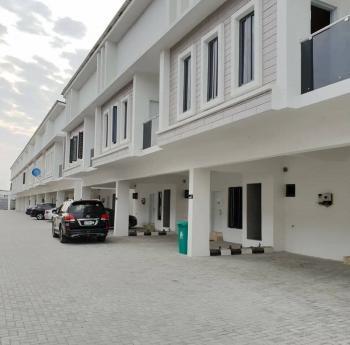3 Bedroom Terrace Duplex in a Mini Estate, at Orchid Hotel Road, Lekki Phase 2, Lekki, Lagos, Terraced Duplex for Sale
