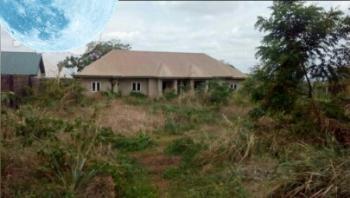 4000sqm of Residential Plot with 2 Bungalows Inside, Close to Dental School of Health, Trans Ekulu, Enugu, Enugu, Residential Land for Sale
