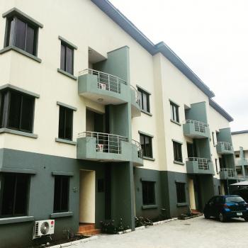 Fully Serviced 4 Bedroom Town House, Ikate, Ikate Elegushi, Lekki, Lagos, Terraced Duplex for Rent