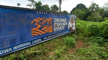Orange Pavilion, Along Lagos State Polytechnic; Ikorodu Campus, Agbowa, Ikorodu, Lagos, Mixed-use Land for Sale