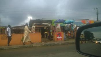 Commercial Shop Along The Road, Abiodun Jagun Street, Ogba, Kosofe, Lagos, Shop for Sale