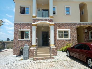 Brand New and Well Located 4 Bedroom Terrace  Duplex, Close to Nizamiye Turkish Hospital, Karmo, Abuja, Terraced Duplex for Sale