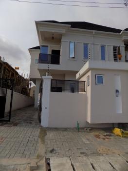 Pocket Friendly 4 Bedroom Luxury Semi-detached Duplex with a Domestic Room, Oral Estate, By Chevron, Lekki, Lagos, Semi-detached Duplex for Sale