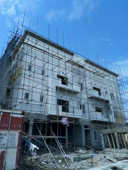 Nearly  Finished 3 Bedroom Apartment with a Penthouse, Ologolo, Lekki, Lagos, Flat for Sale
