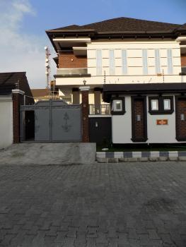 4 Bedroom Luxury Semi Detached Duplex with a Domestic Room, Oral Estate, By Chevron Tollgate, Lekki, Lagos, Semi-detached Duplex for Sale