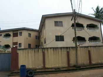 a Block of 16 Flats, 4 Units of 3 Bedroom Flat and 12 Units of 2 Bedroom Flat Sitting on 1,254.692sqm Land, Akowonjo, Alimosho, Lagos, Block of Flats for Sale