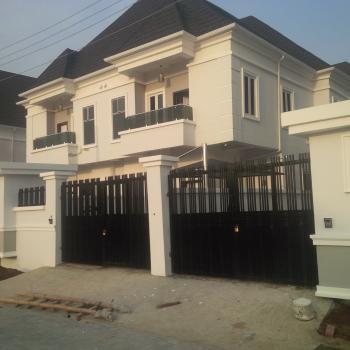 Luxury New Duplex with Bq, Chevy View Estate, Lekki, Lagos, Semi-detached Duplex for Rent