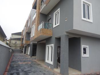 Luxury 4 Bedroom Duplex with Excellent Facilities, Ikate Elegushi, Lekki, Lagos, Terraced Duplex for Sale
