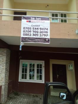 Luxury 3 Bedroom Terrace House, Road 13, S37, Unit 4, Lekki Gardens Estate, Ajah, Lagos, Terraced Duplex for Rent