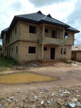 a Modern 90 Percent 4 Flat on a 100 By 200 for Sale, Ekea, Off Sapele Road, Benin, Oredo, Edo, Block of Flats for Sale