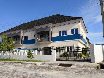 3 Bedroom Terrace Beach Home, Okun-ajah Community Drive, Abraham Adesanya Estate, Ajah, Lagos, Terraced Duplex for Sale