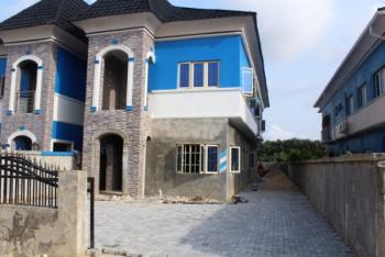 6 Bedroom Semi-detached Beach Home, Okun-ajah Community Drive, Abraham Adesanya Estate, Ajah, Lagos, Semi-detached Duplex for Sale