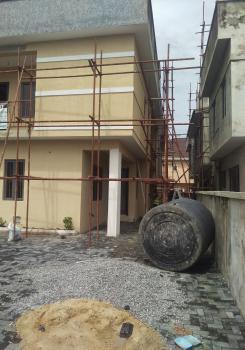 Newly Built Semi Det. Duplex Plus Bq to Let in an Estate Lekki Phase 1 Right Handside, Lekki Phase 1, Lekki, Lagos, Semi-detached Duplex for Rent