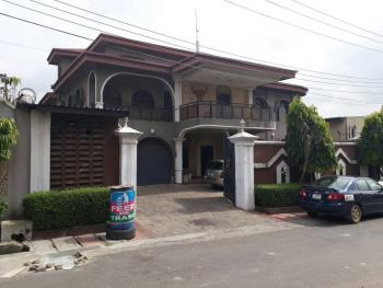 7 Bedroom Detached House on 2 Floors + Pent House, Adeniyi Jones, Ikeja, Lagos, Detached Duplex for Sale