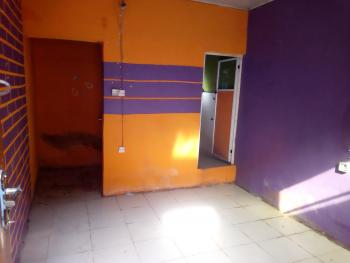 a Lovely Clean Big Roomself Con @ Akoka Close Unilag Yaba Lagos, Close to Unilag, Akoka, Yaba, Lagos, Self Contained (single Room) for Rent