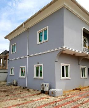 a Newly Built 4 Bedroom Duplex with Bq, Justice Comer Estate, Alausa, Ikeja, Lagos, Detached Duplex for Rent