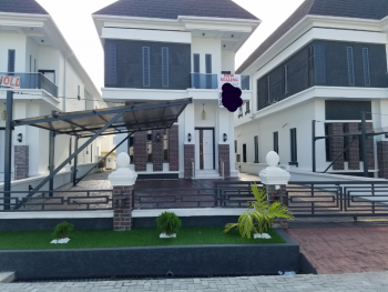Tastefully Finished 5 Bedroom with Topnotch Fittings, Mega Mound, Ikota Villa Estate, Lekki, Lagos, Detached Duplex for Sale