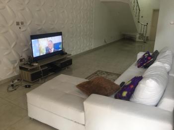 Furnished 3 Bedroom Duplex, Oral Estate, Ikota Villa Estate, Lekki, Lagos, Semi-detached Duplex Short Let