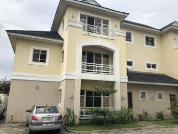 4 Bedroom Semi Detached Duplex with Bq, 24 Hours Power and Swimming Pool, Oniru, Victoria Island (vi), Lagos, Semi-detached Duplex for Rent
