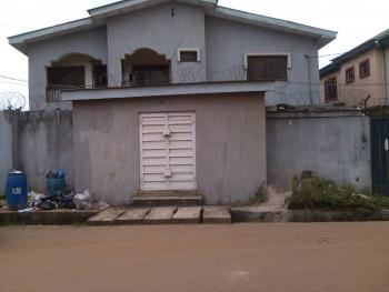 a Block of 4 Flats of 3 Bedroom in a Nice Environment, Off Celiat, Egbeda, Alimosho, Lagos, Block of Flats for Sale