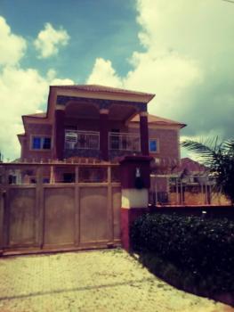 5 Bedroom Duplex, an Estate Behind Peace Court, Lokogoma District, Abuja, Detached Duplex for Sale