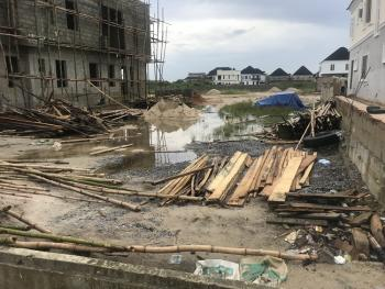 700sqm of Land, Lekki County Homes Estate, Lekki, Lagos, Residential Land for Sale