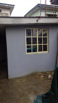Beautiful Newly Built Room Self Contained, Off Awolowo Way at Wema Bank Bus Stop, Ikeja, Lagos, Self Contained (single Rooms) for Rent