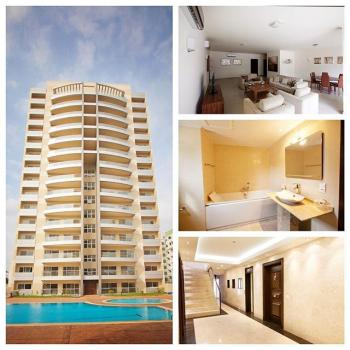 1 Bedroom Luxury Penthouse Studio Apartment, No 6, Gerrard Road, Old Ikoyi, Ikoyi, Lagos, Mini Flat for Rent