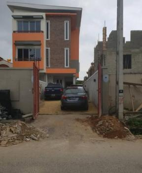 a Newly Built 3 Bedroom Terrace Duplex with Attached Bq, Adeniyi Jones, Ikeja, Lagos, Terraced Duplex for Sale