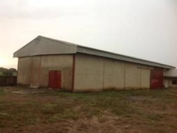 Warehouse, Zaudan  Parezi Road, Dei-dei, Abuja, Warehouse for Sale