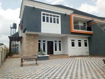 4 Bedroom Duplex, After Dbs Radio Station, Dbs Road, Asaba, Delta, Semi-detached Duplex for Rent