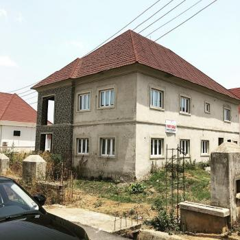 Semifinished Duplex House in an Upscale Axis of Town, Aco Estate, By Godab/brains and Hammers Estate, Life Camp, Gwarinpa, Abuja, Detached Duplex for Sale