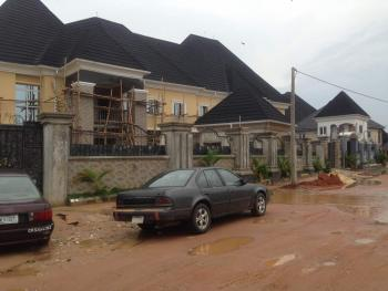 Brand New 5 Bedroom Fully Detached Duplex with 2 Sitting Rooms and a Boys Quarters, Opposite The New Government House, Within Concord Hotel Axis, New Owerri, Owerri, Imo, Detached Duplex for Rent