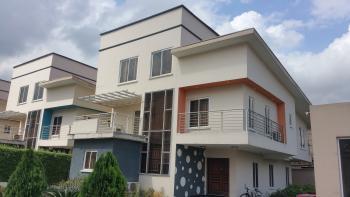 Deluxe 4 Bedroom Terraced Duplex + Servant Quarters, All En Suite + Study., Ikeja Gra, Ikeja, Lagos, Terraced Duplex for Sale