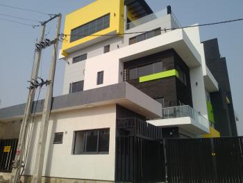 Royal 6 Bedroom Terrace Duplex, Off Bourdilon Road, Old Ikoyi, Ikoyi, Lagos, Terraced Duplex for Sale