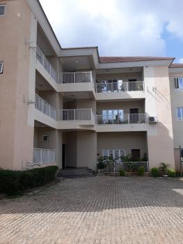 Exquisite Designed & Luxury Finished 3 Bedrooms Serviced Apartment with Domestic Quarters, By Naf Conference Centre, Jahi, Abuja, Flat for Rent