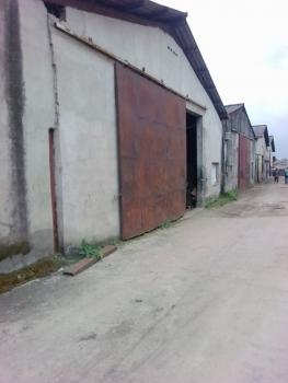 5 Bay Warehouse on 6040m2 of Land., Alapere, Ketu, Lagos, Warehouse for Sale