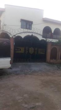 2 Wings of 5 Bedroom Duplex with Attached Boy's Quarter, Mangoro, Ikeja, Lagos, Detached Duplex for Sale