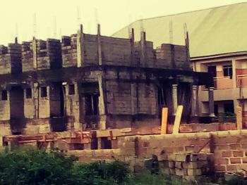 30 Rooms Self Con Hostel Unroofed, Close to Abia State University (umuahia Campus), Umuahia, Abia, Hostel for Sale