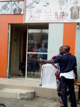 Furnished Shop, Ayangburen Road, Ikorodu Garage, Ebute, Ikorodu, Lagos, Shop for Rent