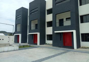 Tastefully Finished 2 Bedroom Terrace Duplex with Bq, Osapa, Lekki, Lagos, Terraced Duplex for Sale