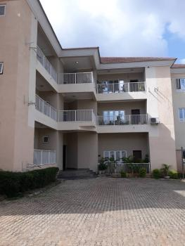 a Tastefully Finished, Serviced and Spacious 3 Bedroom Flat with 1 Room Bq, Jahi, Abuja, Flat for Rent