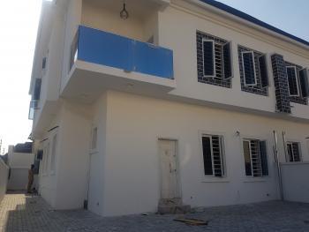 Luxury Brand New Semi Detached Duplex with Bq, Chevron, Chevy View Estate, Lekki, Lagos, Semi-detached Duplex for Sale