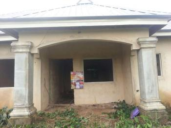 Uncompleted All En Suit 4 Bedroom Bungalow, Umuofor Egbu, Owerri, Imo, Detached Bungalow for Sale